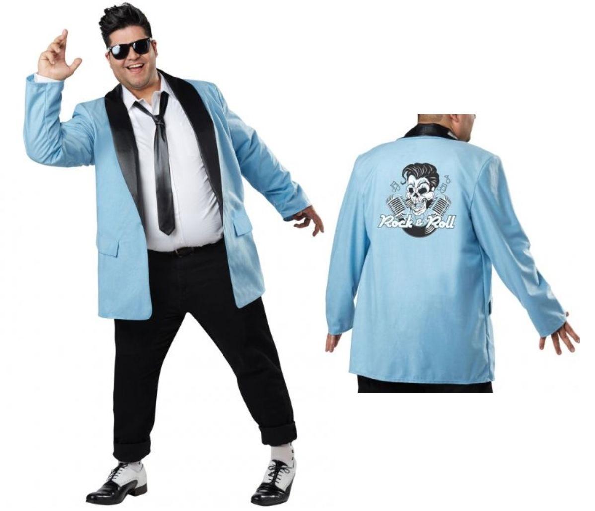 Mens 50/'s Teen Idol Halloween Costume