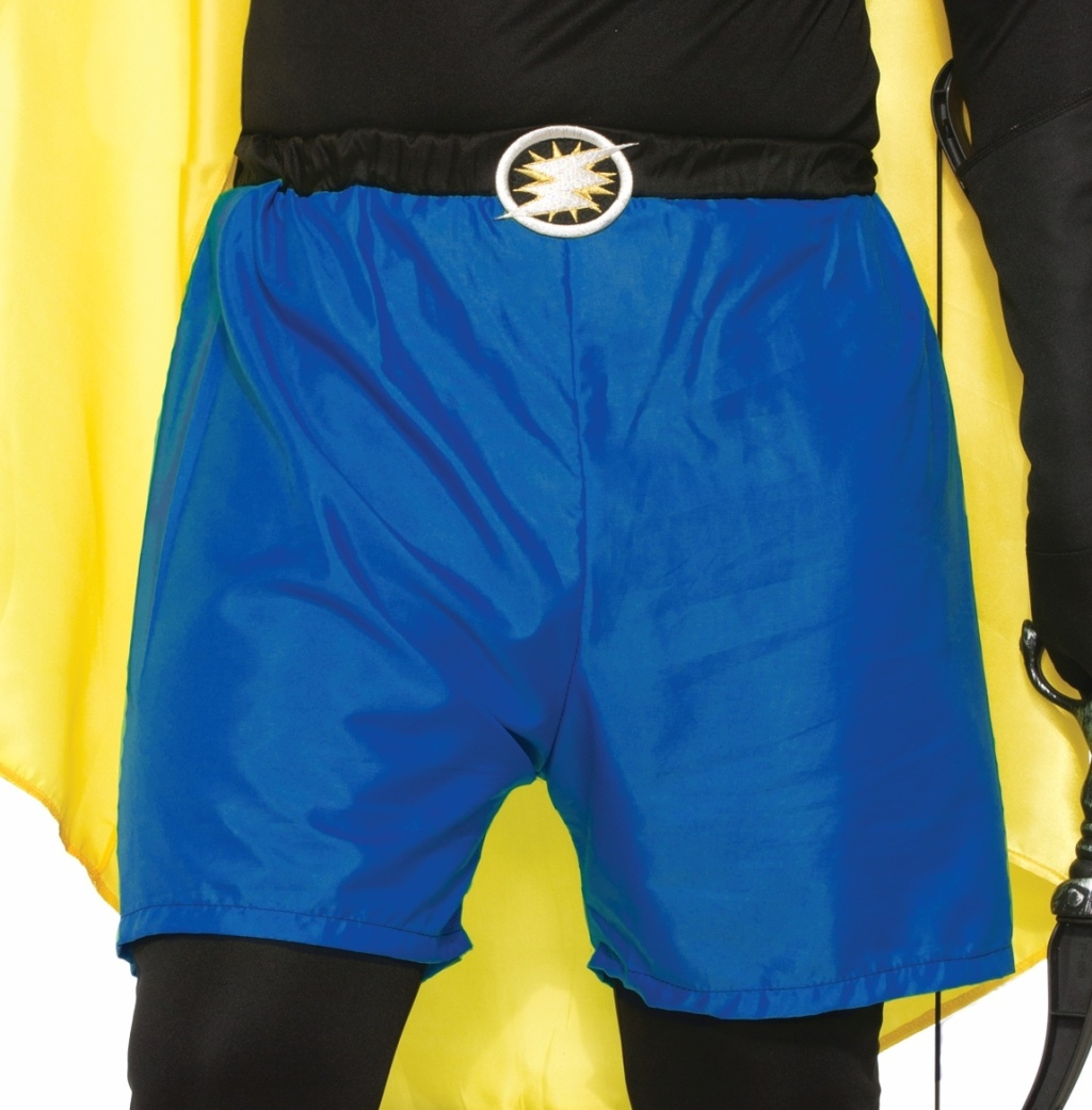Create-Your-Own-Super-Hero-Adult-Costume-Accessory-Boxer-Shorts-Up-To-34-034-Waist thumbnail 5