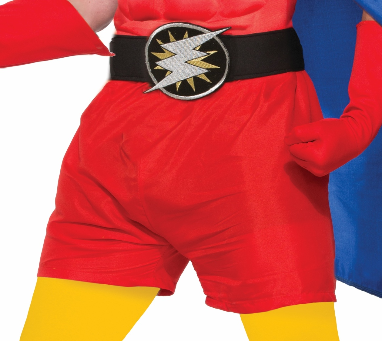 Create-Your-Own-Super-Hero-Adult-Costume-Accessory-Boxer-Shorts-Up-To-34-034-Waist thumbnail 9
