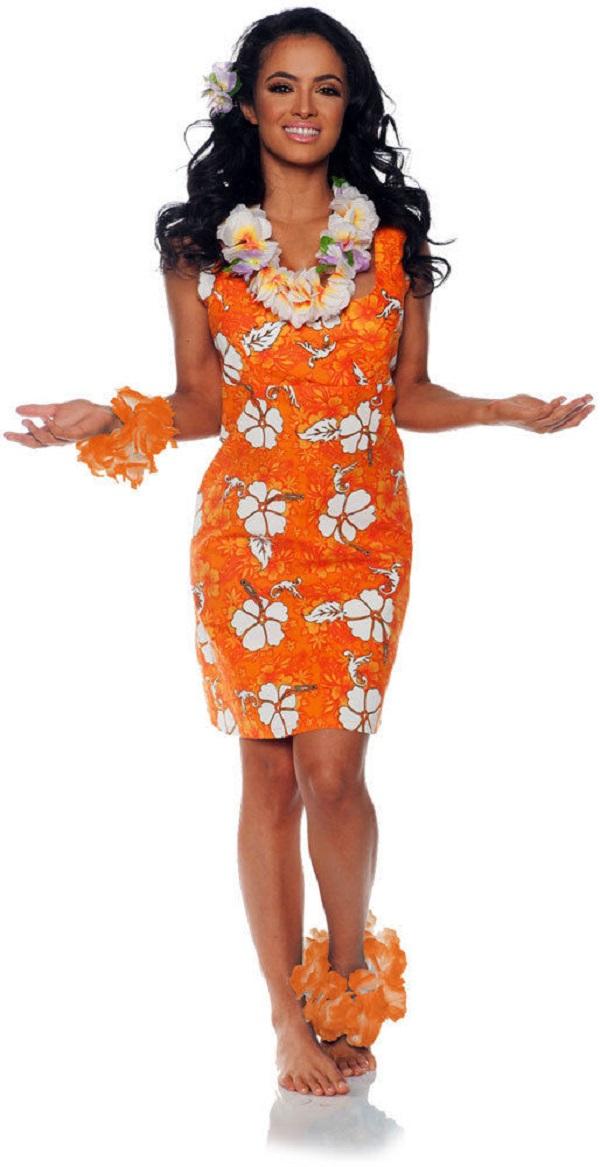 hawaiian dress