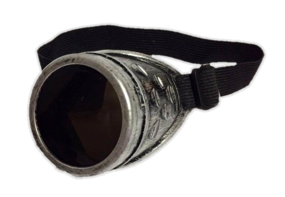 Steampunk Mens Adult Industrial Victorian One Eye Costume Glasses