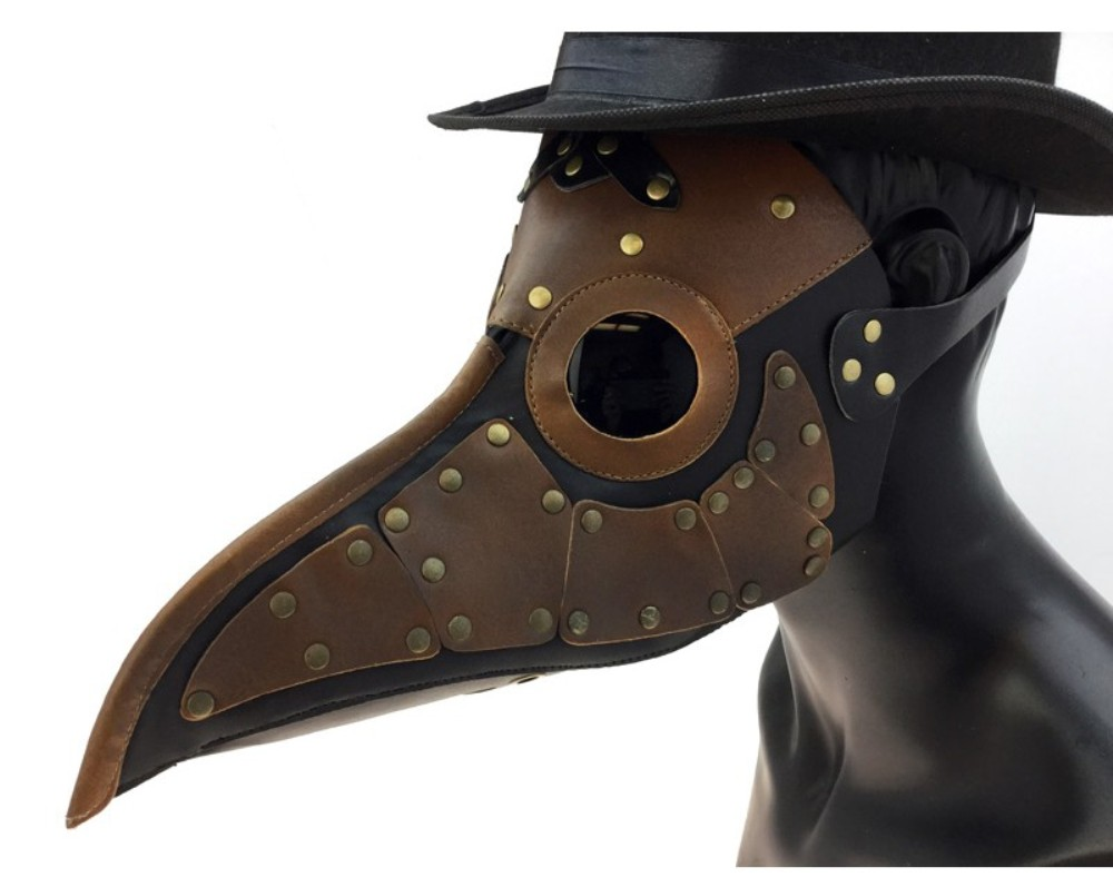 black death doctor mask
