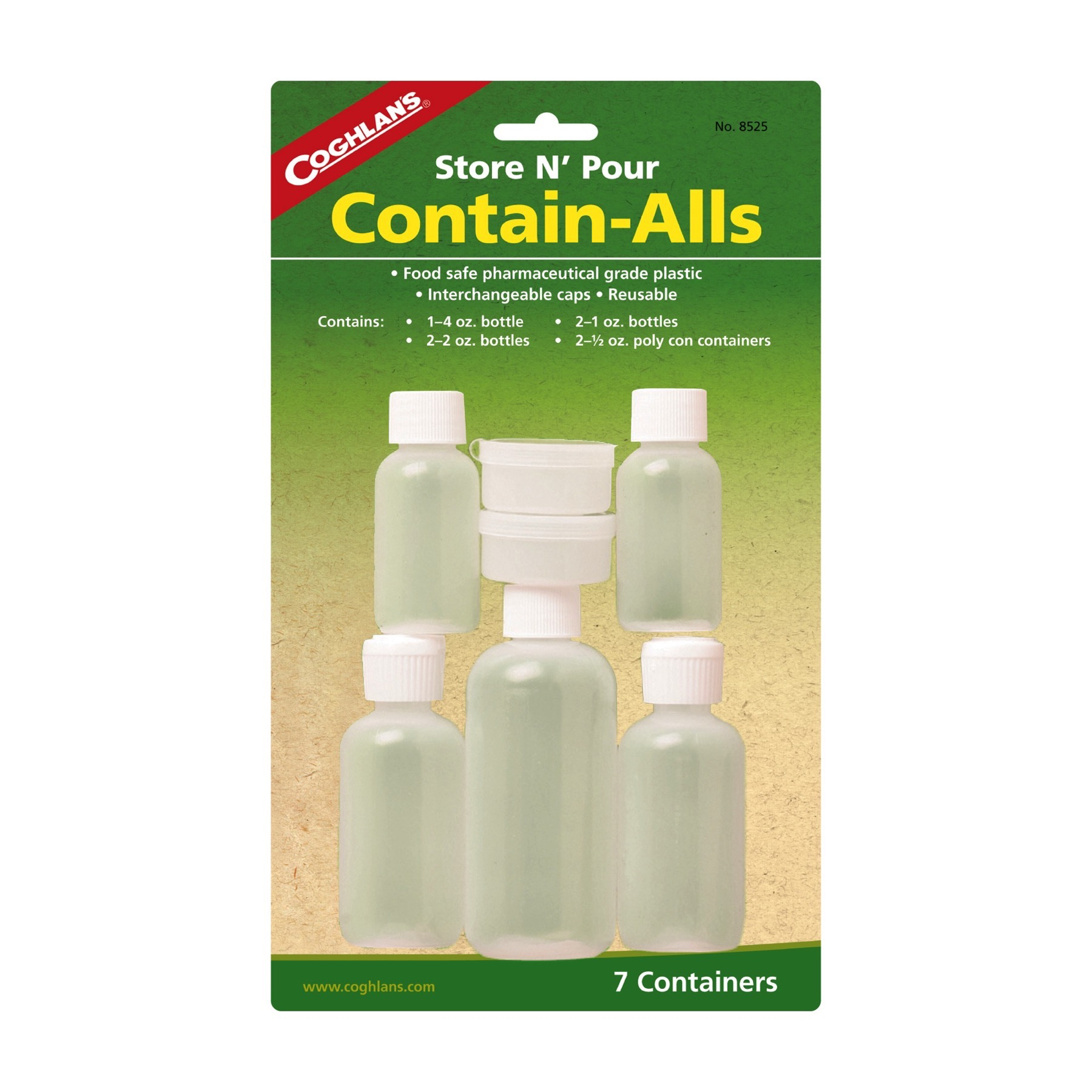 Coghlan-039-s-Store-N-039-Pour-Contain-Alls-7-Piece-Plastic-Food-Containers-6-Pack