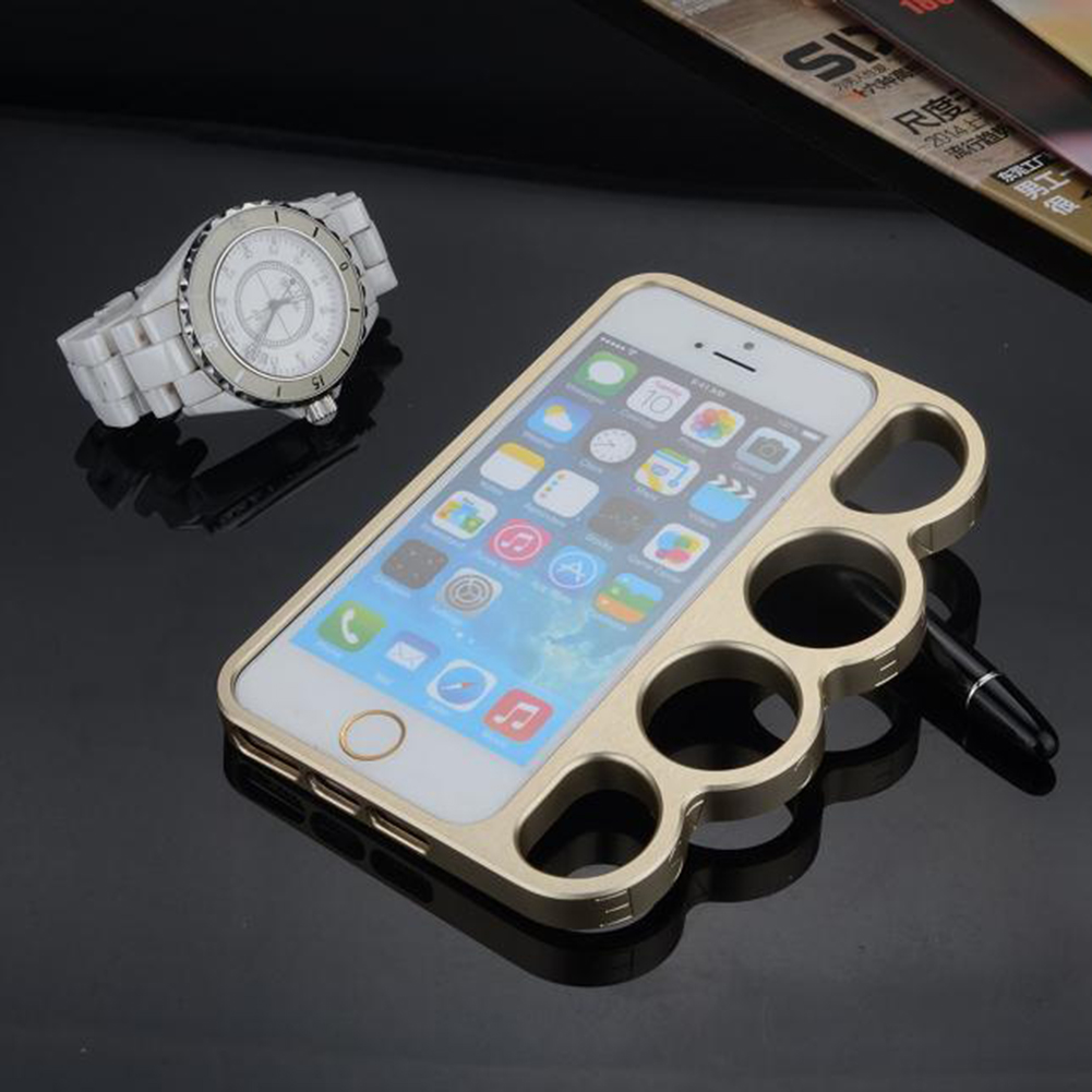 cool iphone 5s cases cool metal knuckle design finger rings protective for 13878