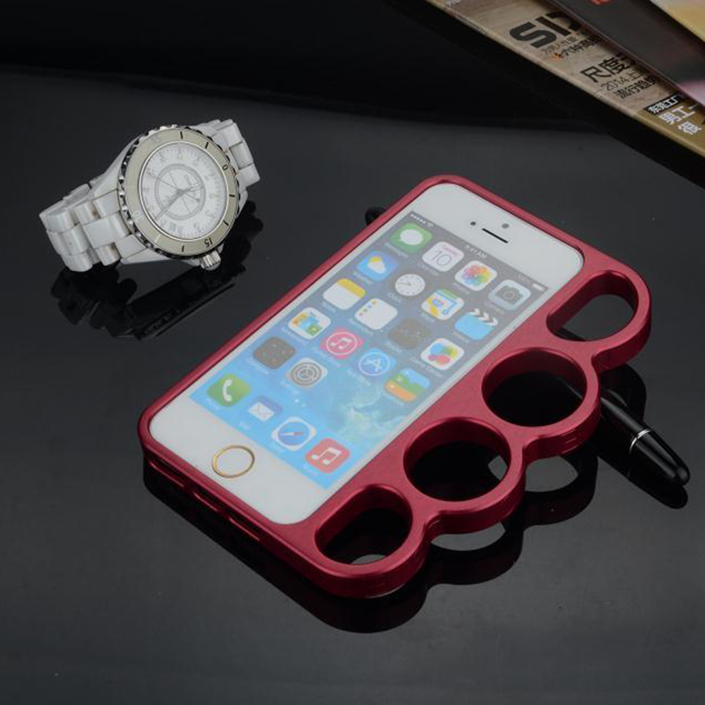 cool cases for iphone 5s cool metal knuckle design finger rings protective for 16826