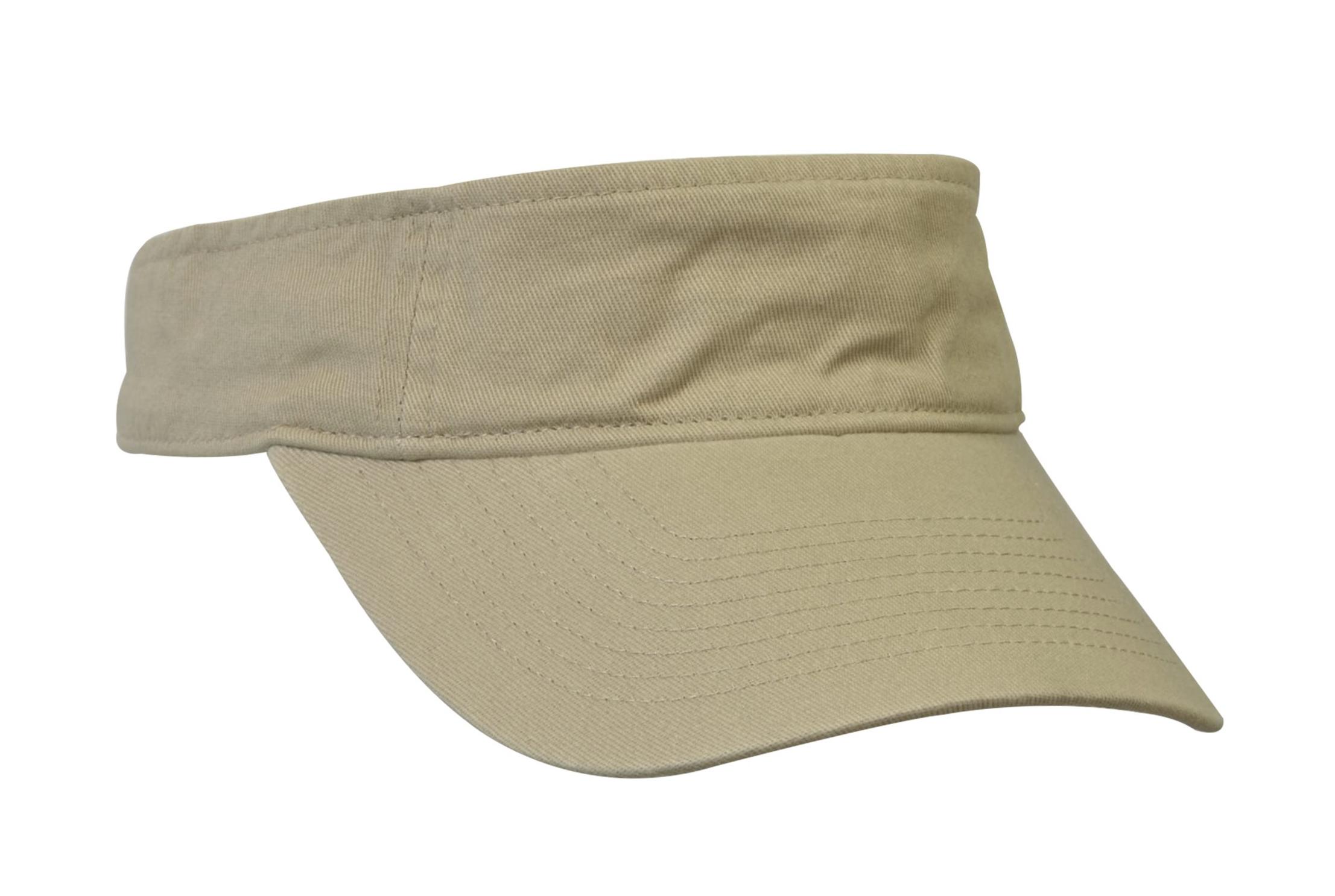 8f13eb33105 KC Caps Unisex One Size Washed Cotton Twill Velcro Adjustable Sun ...