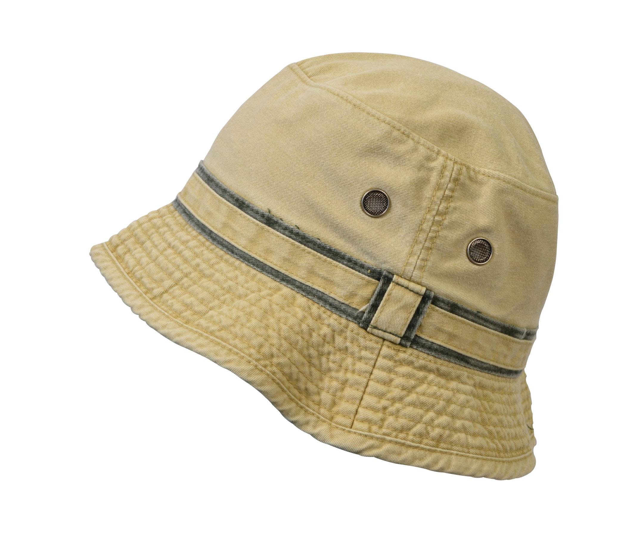 f07b28c0822e0 Unisex Boonie Hat Bucket Cap w Camo for Safari Jungle Outdoor Hiking ...