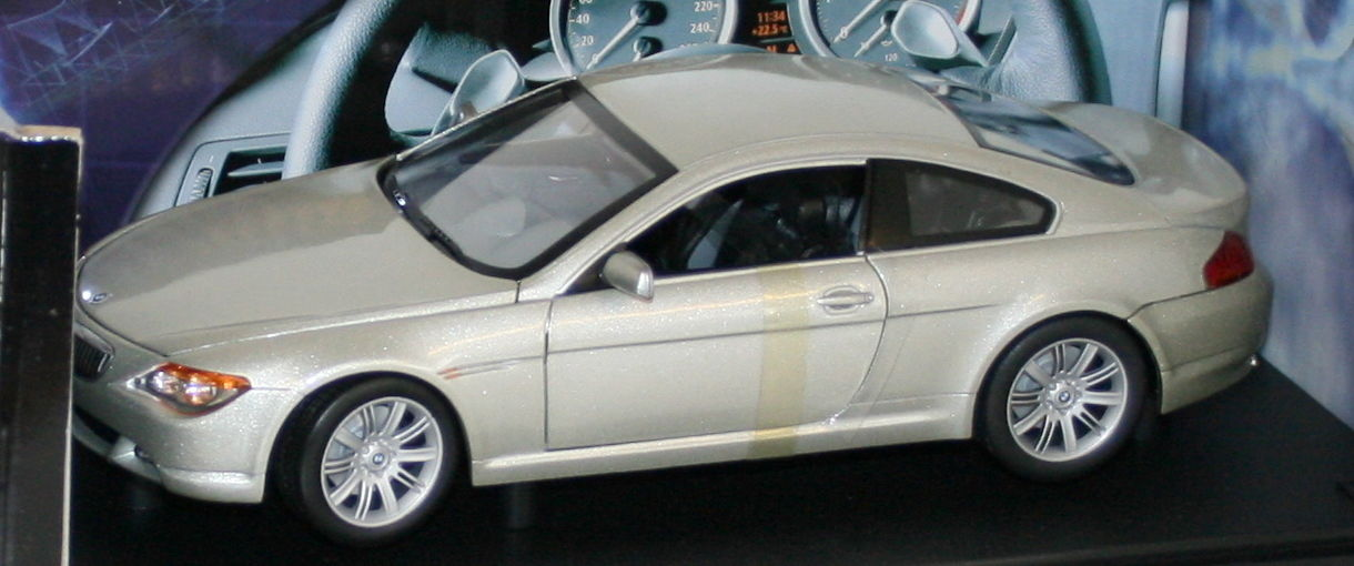 HOT WHEELS B BMW CI GREY GOLD EBay - Bmw 645ci wheels