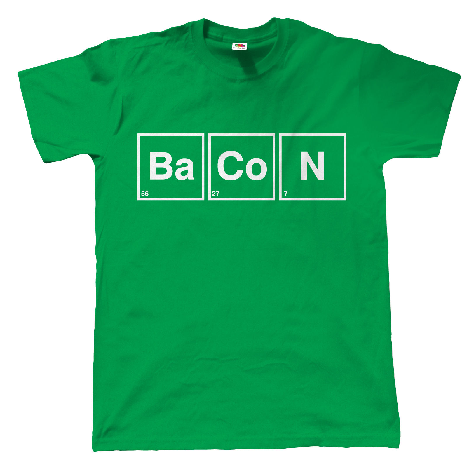 Bacon periodic table elements funny mens t shirt big bang theory bacon periodic table elements funny mens t shirt urtaz Choice Image