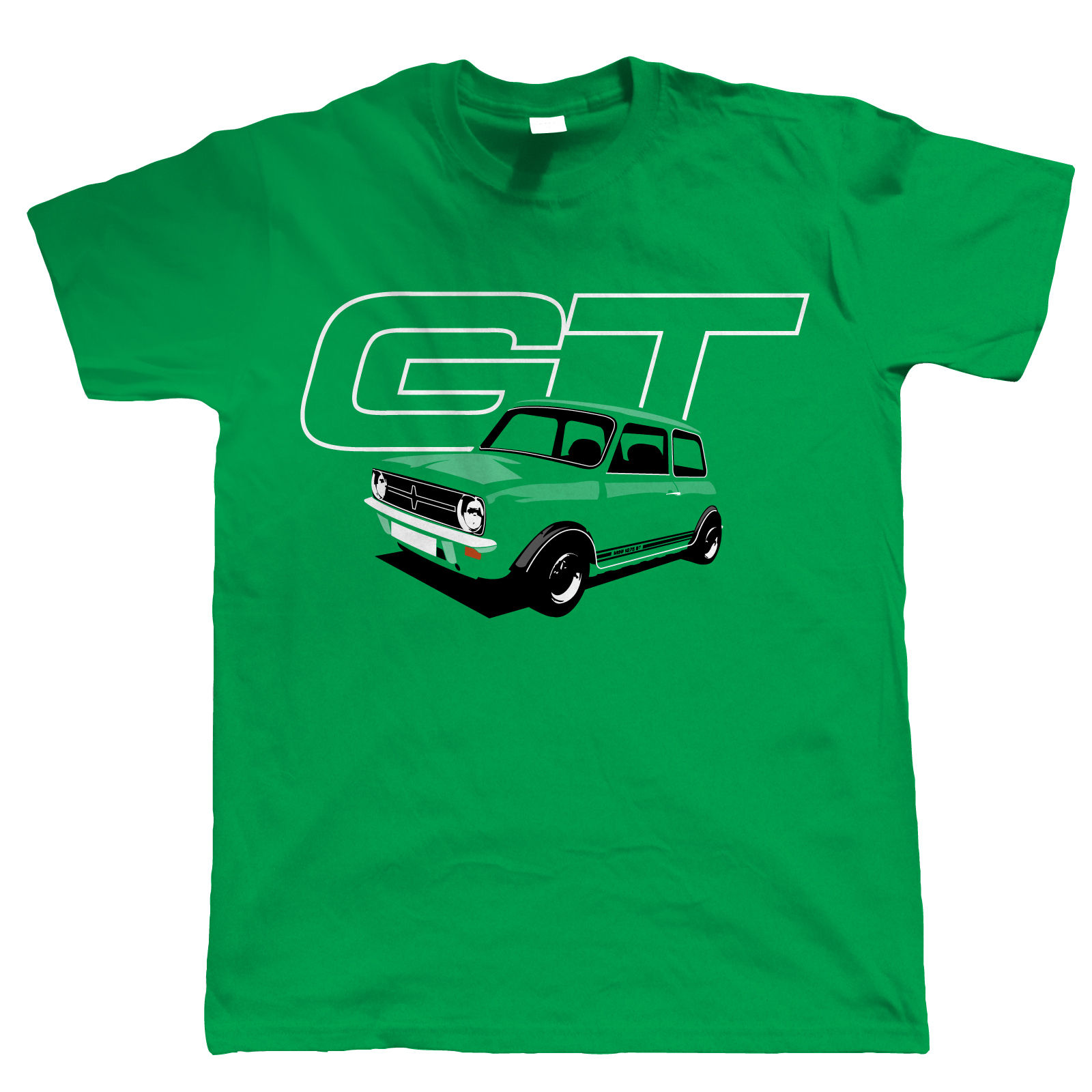 1275 Gt Mens Classic Car T Shirt Clubman Gift For Dad Him