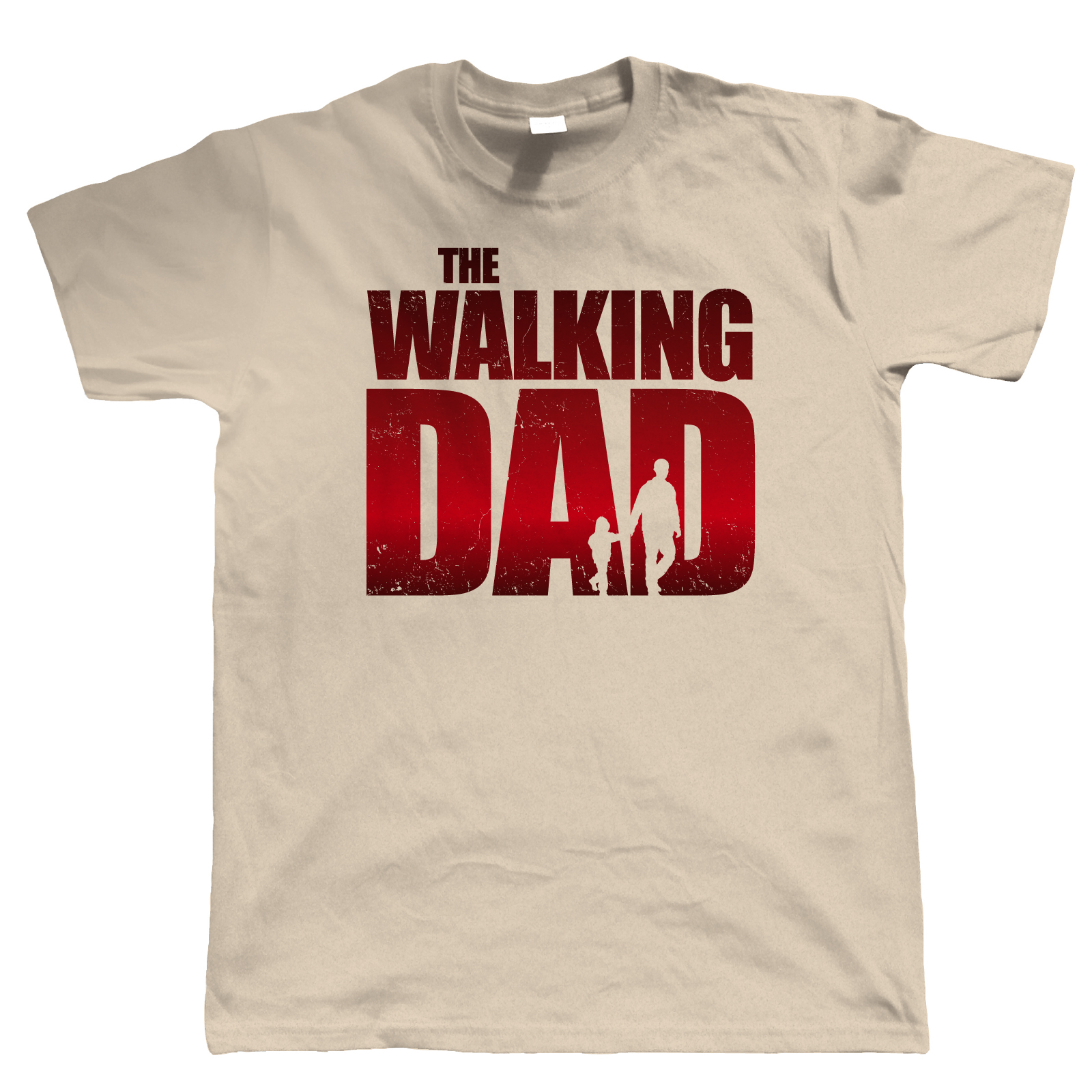 f0b9ee26 The-Walking-Dad-Mens-Funny-Movie-T-Shirt-