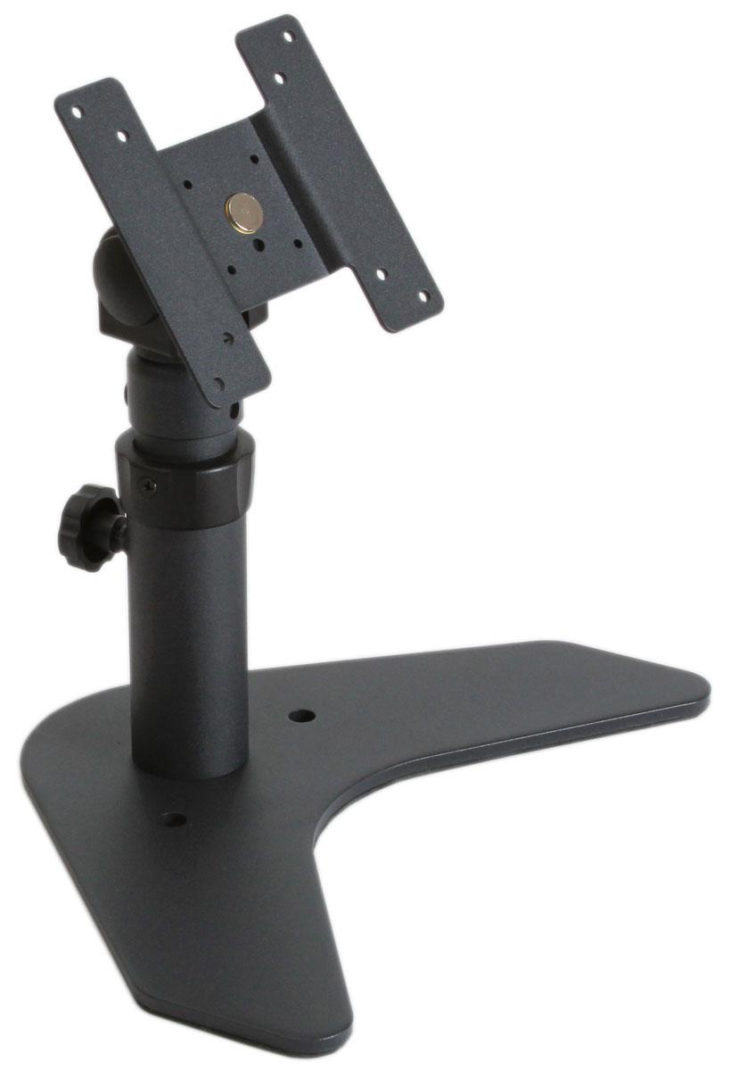 Adjustable Lcd Monitor Desk Stand For 14 19 Screens Vesa 75 100