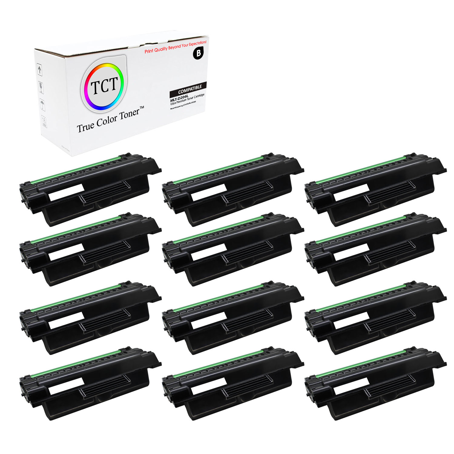 3 pk MLT-D206L Toner for Samsung SCX-5935FN Printer FREE SHIPPING!