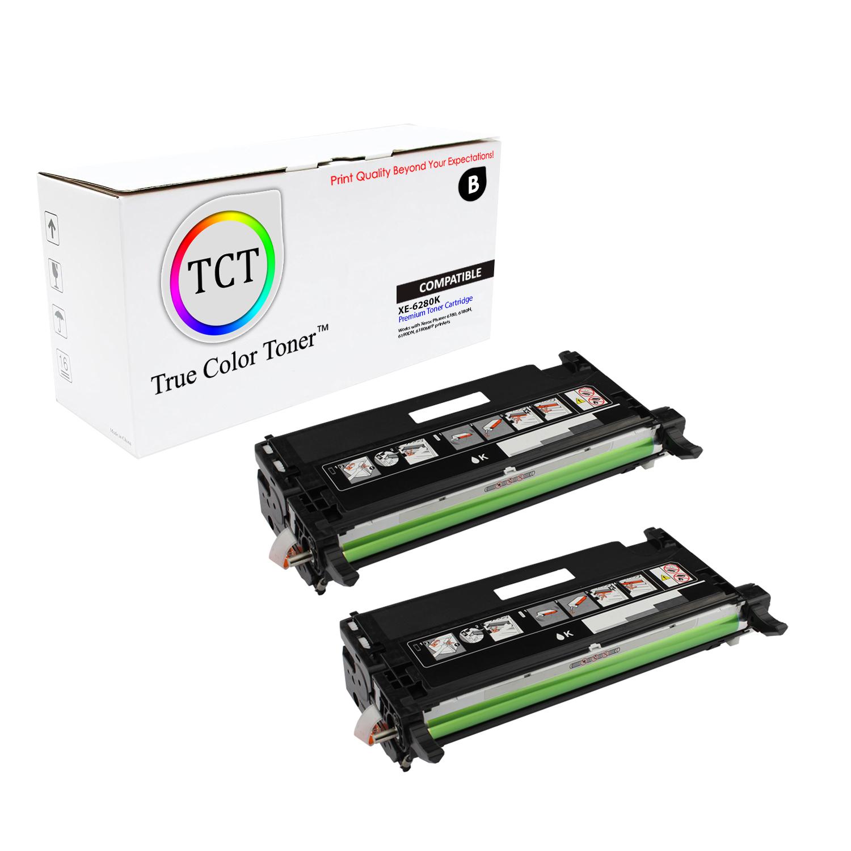 106R01395 106R1395 HY Black Printer Toner Cartridge for Xerox Phaser 6280