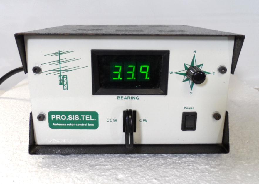 PRO SIS TEL Big Boy rotator PST2051 Controller Box only