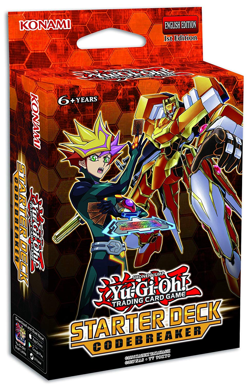 Yu Gi Oh Trading Card Game Starter Deck Codebreaker 83864 Ebay