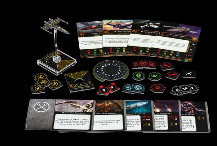 X-Wing 2.0 FFG NIB Z-95-AF4 Headhunter Expansion Pack Star Wars