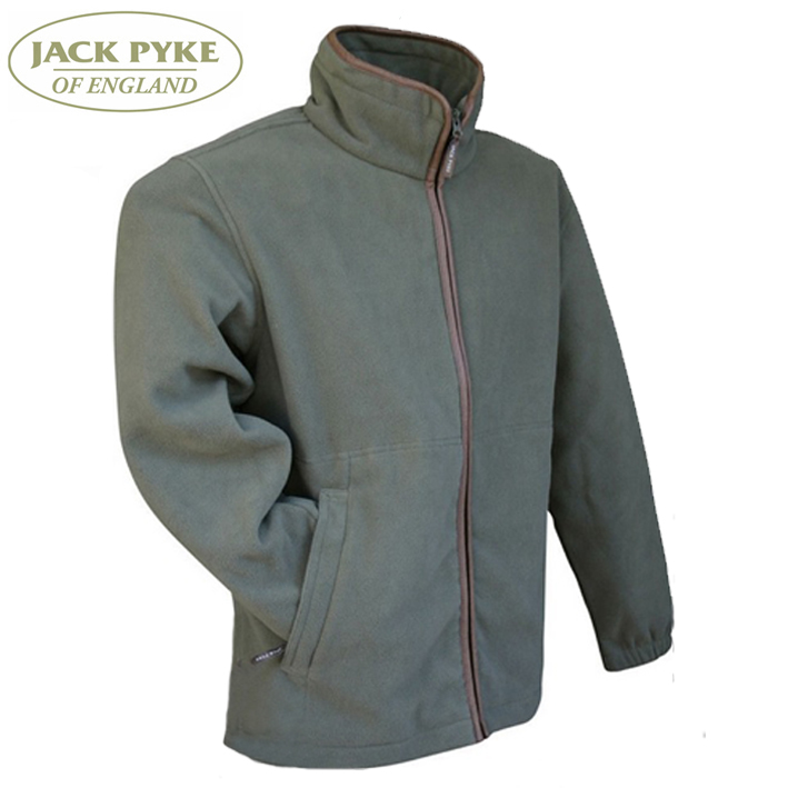 Jack Pyke Countryman Fleece Gillet: Jack Pyke Countryman Thermal Fleece Jacket S-3XL