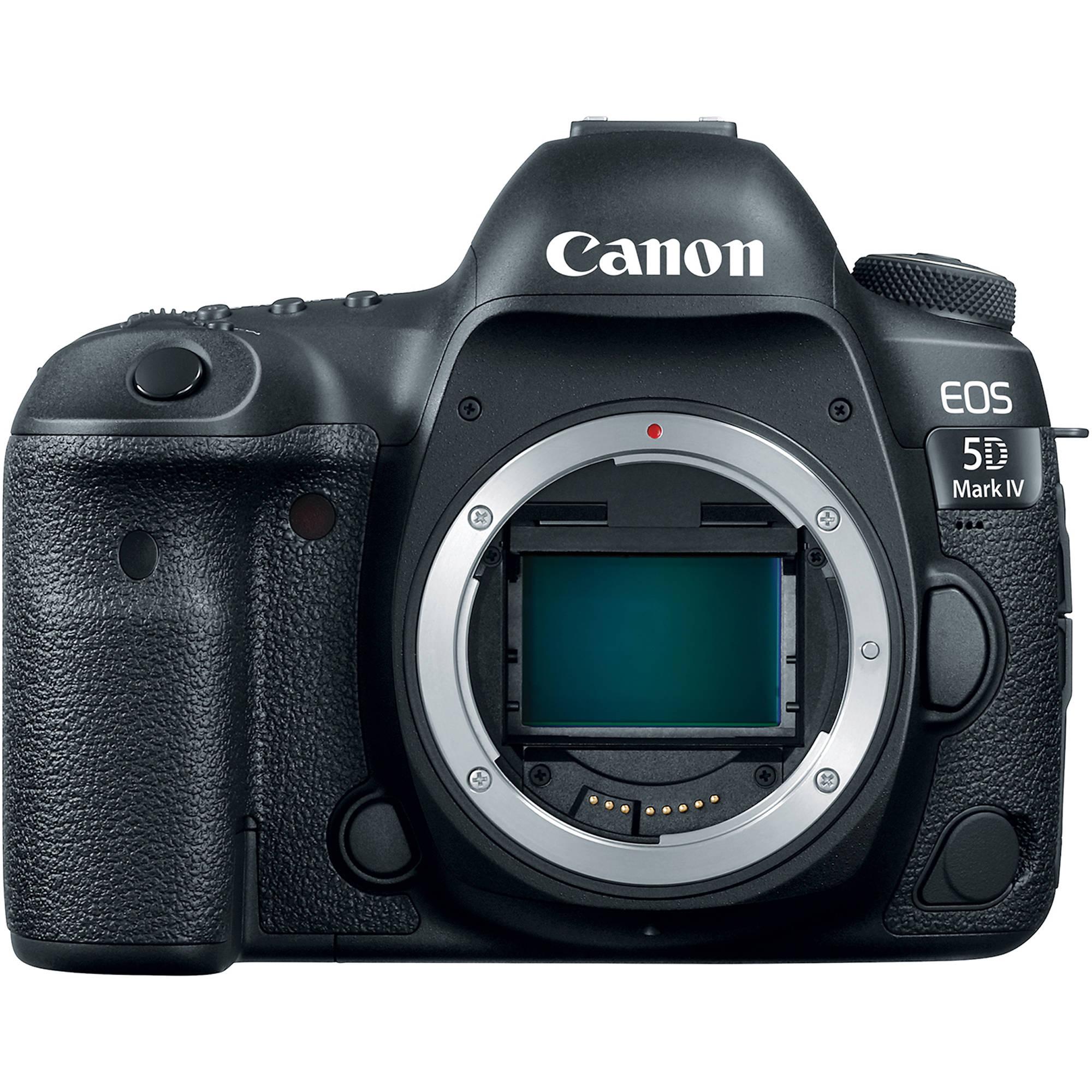 Canon EOS 5D Mark IV Mk4 DSLR Kamera Gehäuse - Neu | eBay