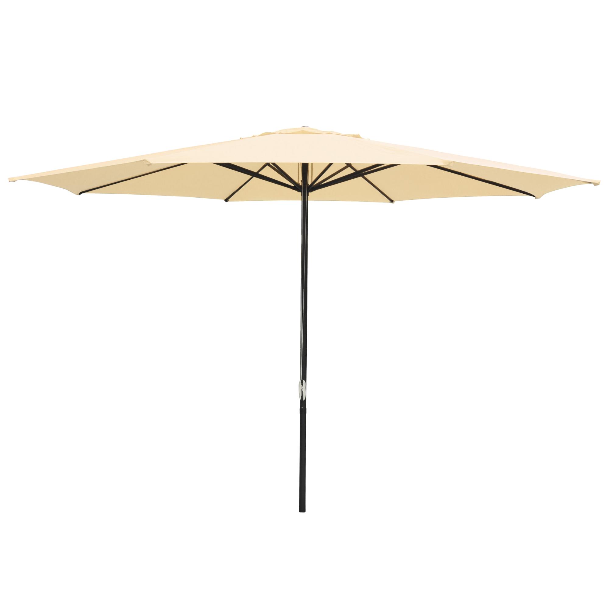 thumbnail 33 - 13' FT Sun Shade Patio Aluminum Umbrella UV30+ Outdoor Market Garden Beach Deck