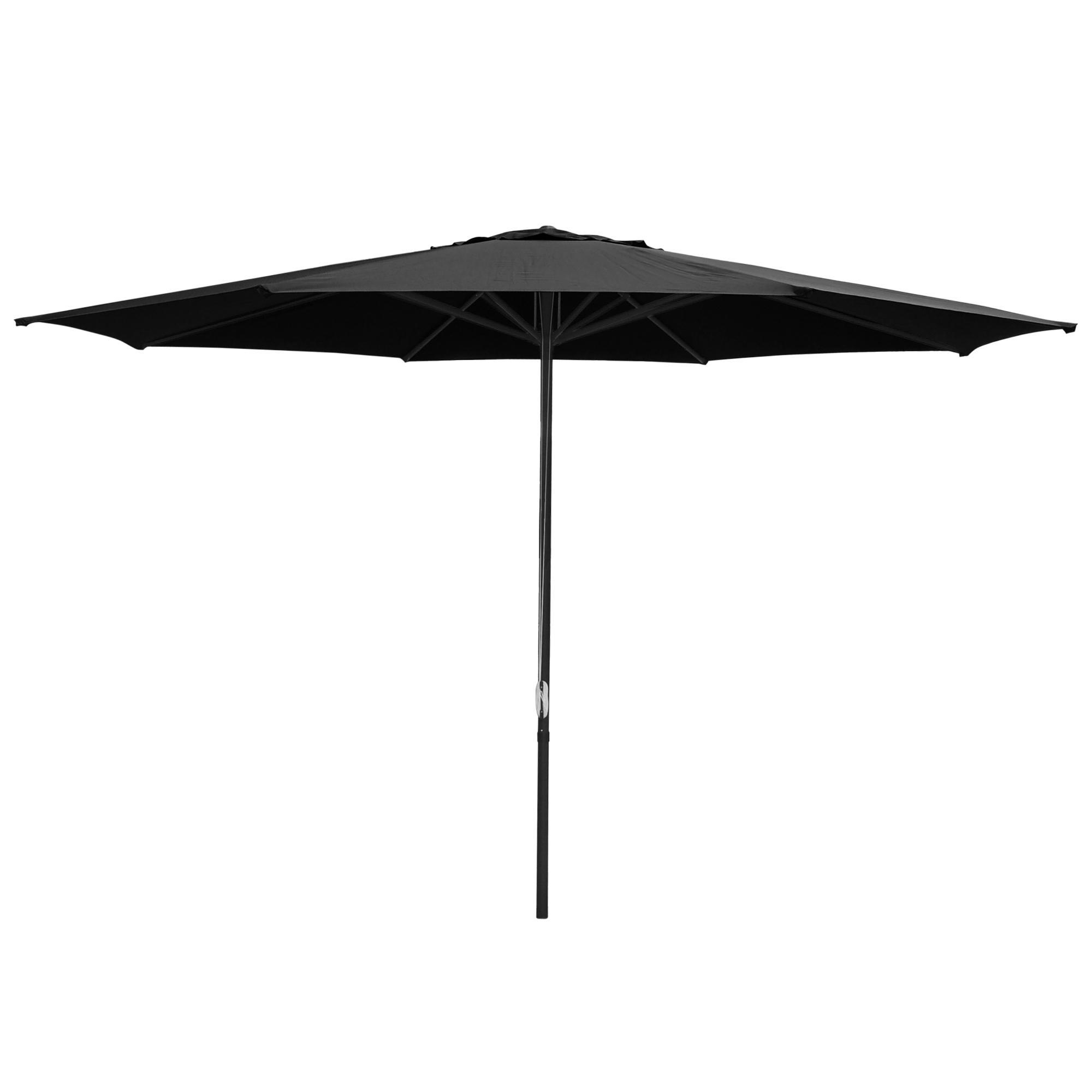 thumbnail 45 - 13' FT Sun Shade Patio Aluminum Umbrella UV30+ Outdoor Market Garden Beach Deck