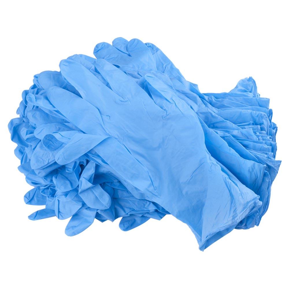 1000 Powder Free Nitrile Disposable Gloves Non Latex Vinyl