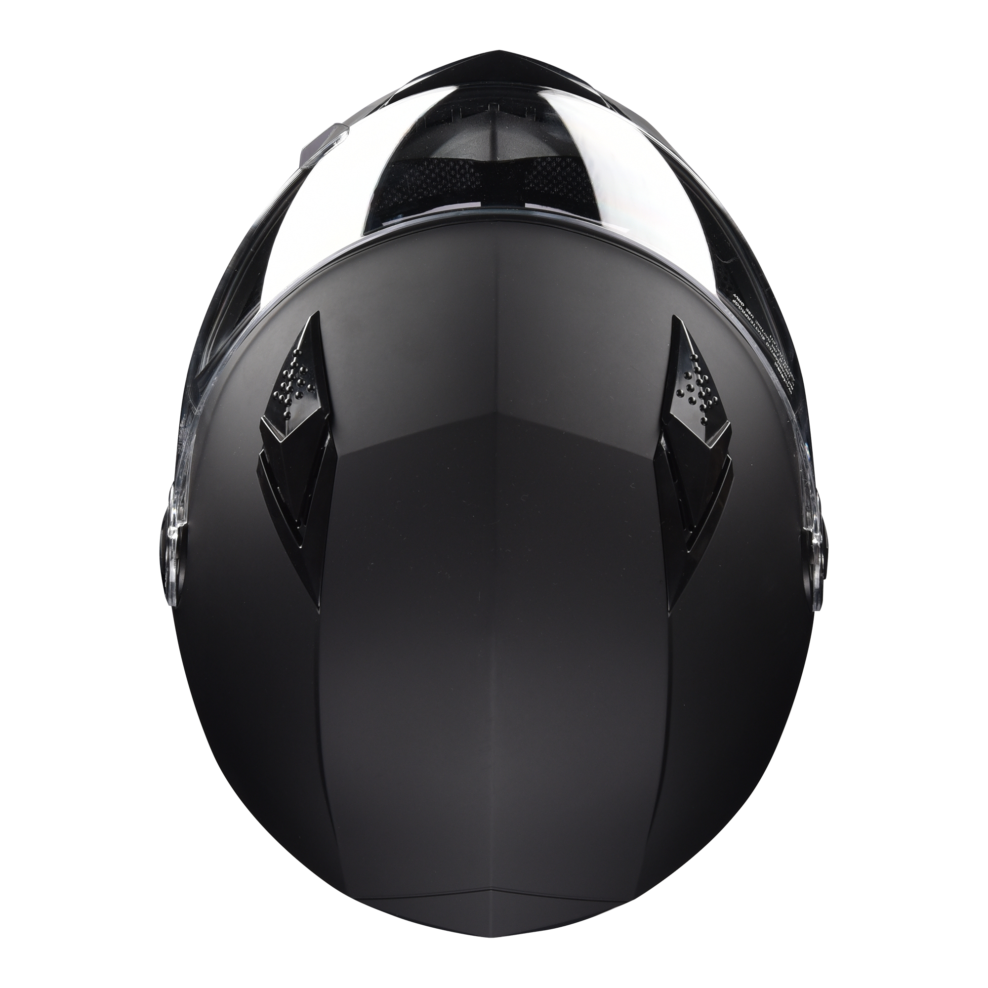 miniature 30 - AHR K12 Full Face Motorcycle Helmet DOT Air Vents Clear Visor Racing S M L XL