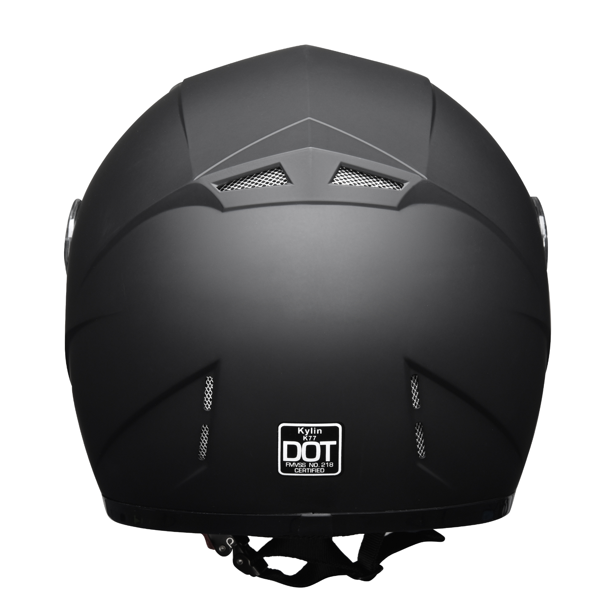 miniature 65 - AHR K12 Full Face Motorcycle Helmet DOT Air Vents Clear Visor Racing S M L XL