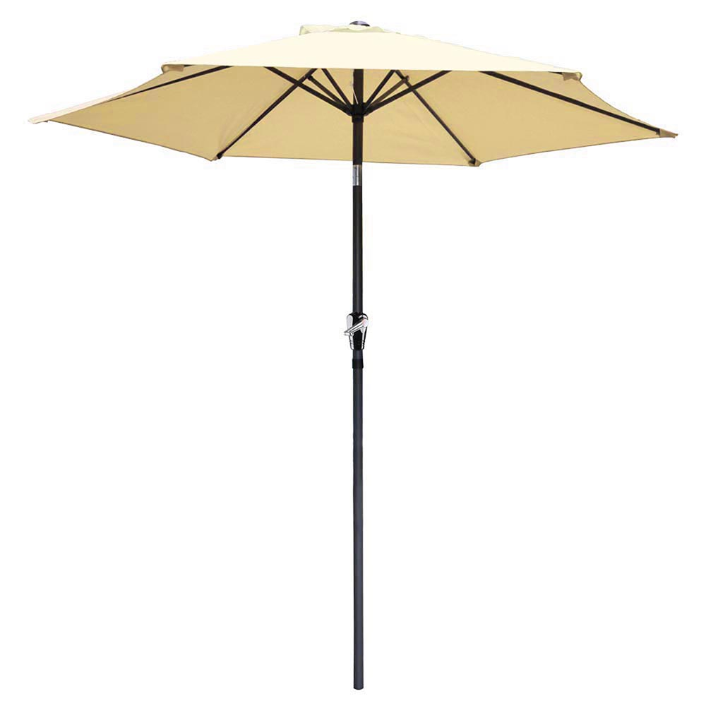 2-5m-2-7m-3m-Round-Square-Garden-Parasol-Shade-Outdoor-Patio-Umbrella-Crank-Tilt thumbnail 67