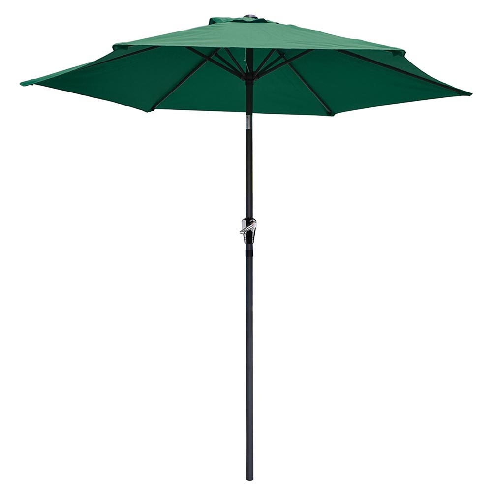 2-5m-2-7m-3m-Round-Square-Garden-Parasol-Shade-Outdoor-Patio-Umbrella-Crank-Tilt thumbnail 58