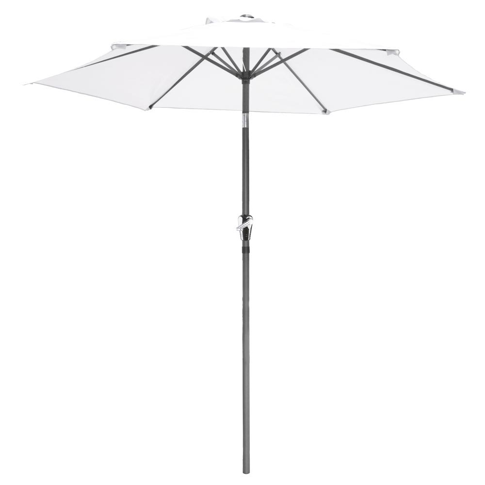 2-5m-2-7m-3m-Round-Square-Garden-Parasol-Shade-Outdoor-Patio-Umbrella-Crank-Tilt thumbnail 72