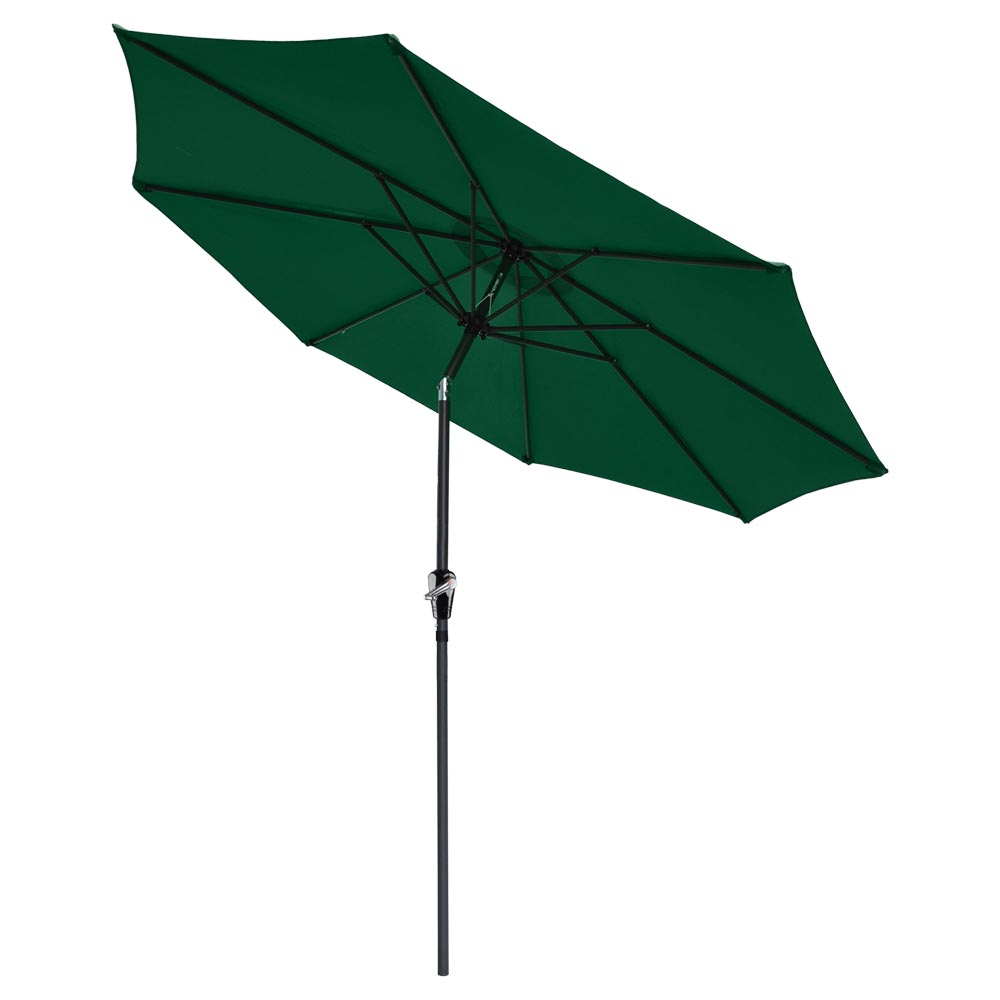 2-5m-2-7m-3m-Round-Square-Garden-Parasol-Shade-Outdoor-Patio-Umbrella-Crank-Tilt thumbnail 113