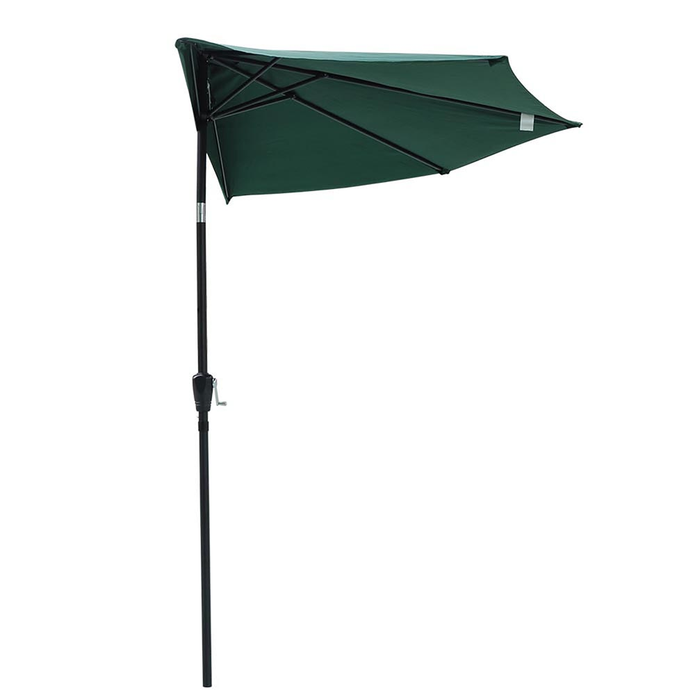 2-5m-2-7m-3m-Round-Square-Garden-Parasol-Shade-Outdoor-Patio-Umbrella-Crank-Tilt thumbnail 87