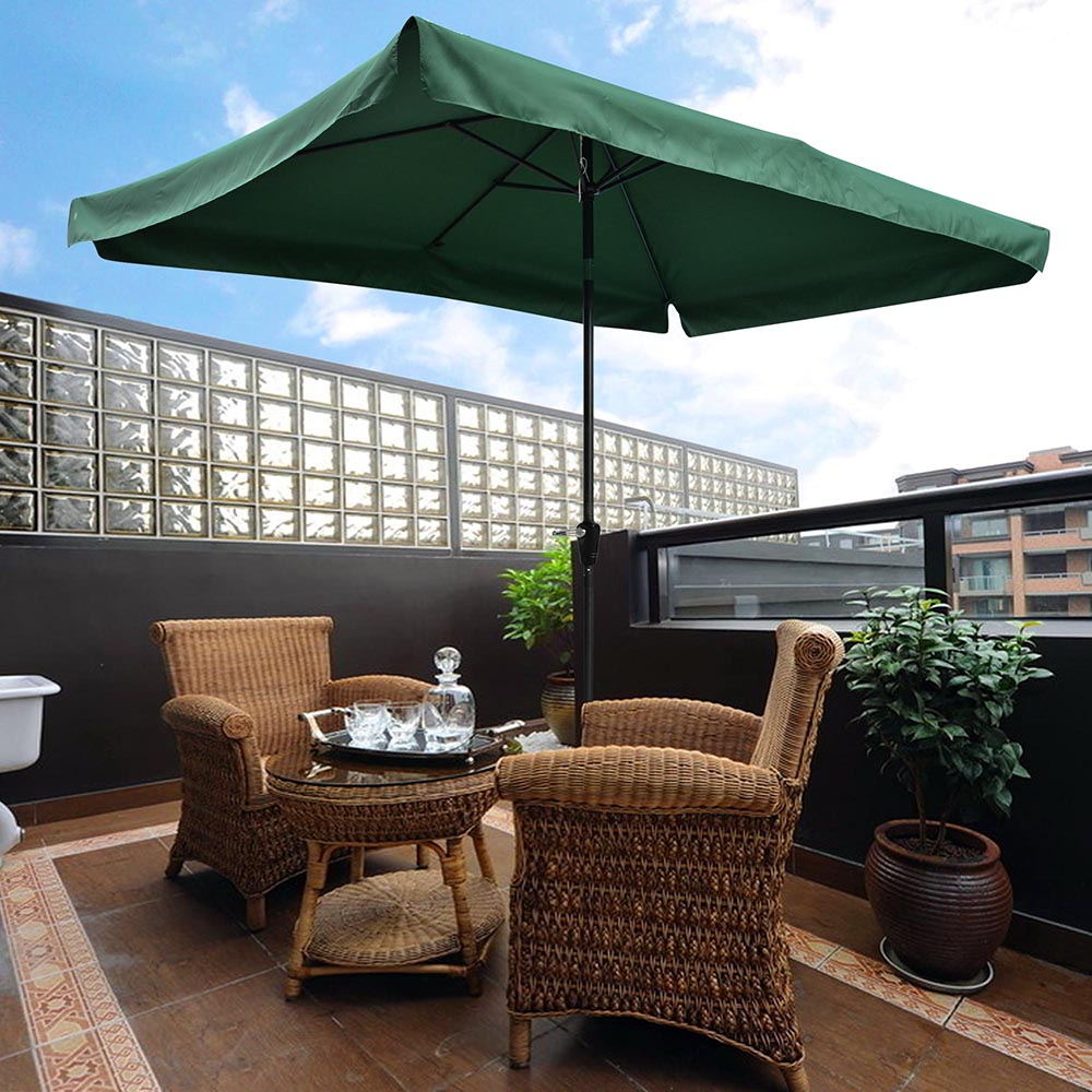 2-5m-2-7m-3m-Round-Square-Garden-Parasol-Shade-Outdoor-Patio-Umbrella-Crank-Tilt thumbnail 158