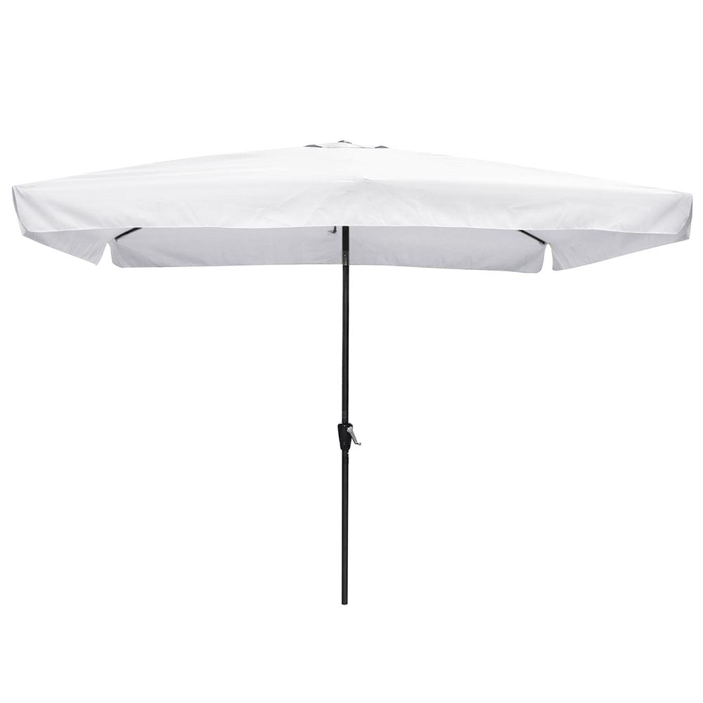 2-5m-2-7m-3m-Round-Square-Garden-Parasol-Shade-Outdoor-Patio-Umbrella-Crank-Tilt thumbnail 160