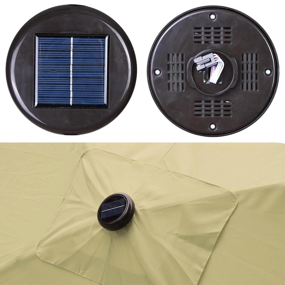 2-5m-2-7m-3m-Round-Square-Garden-Parasol-Shade-Outdoor-Patio-Umbrella-Crank-Tilt thumbnail 175