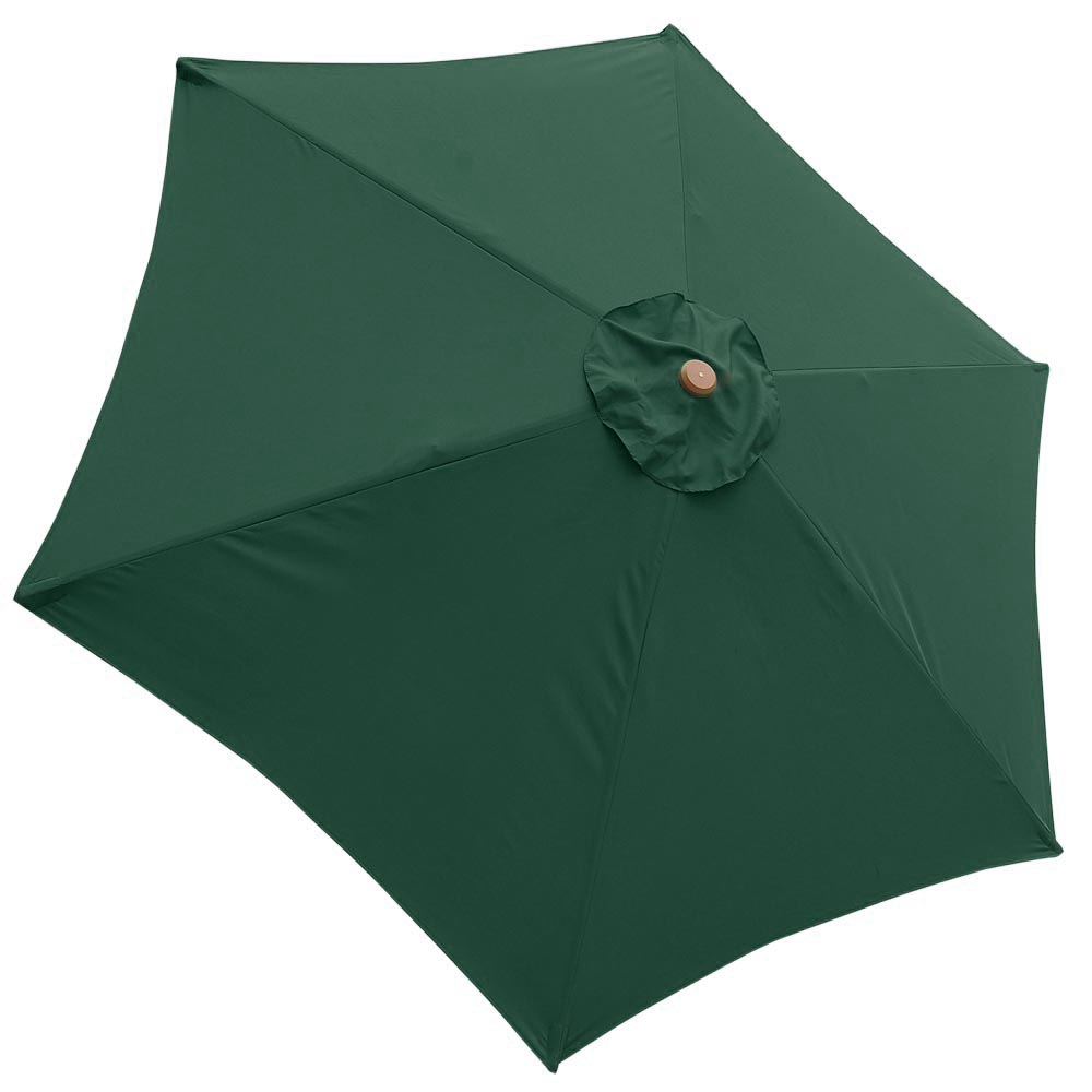2-5m-2-7m-3m-Round-Square-Garden-Parasol-Shade-Outdoor-Patio-Umbrella-Crank-Tilt thumbnail 18