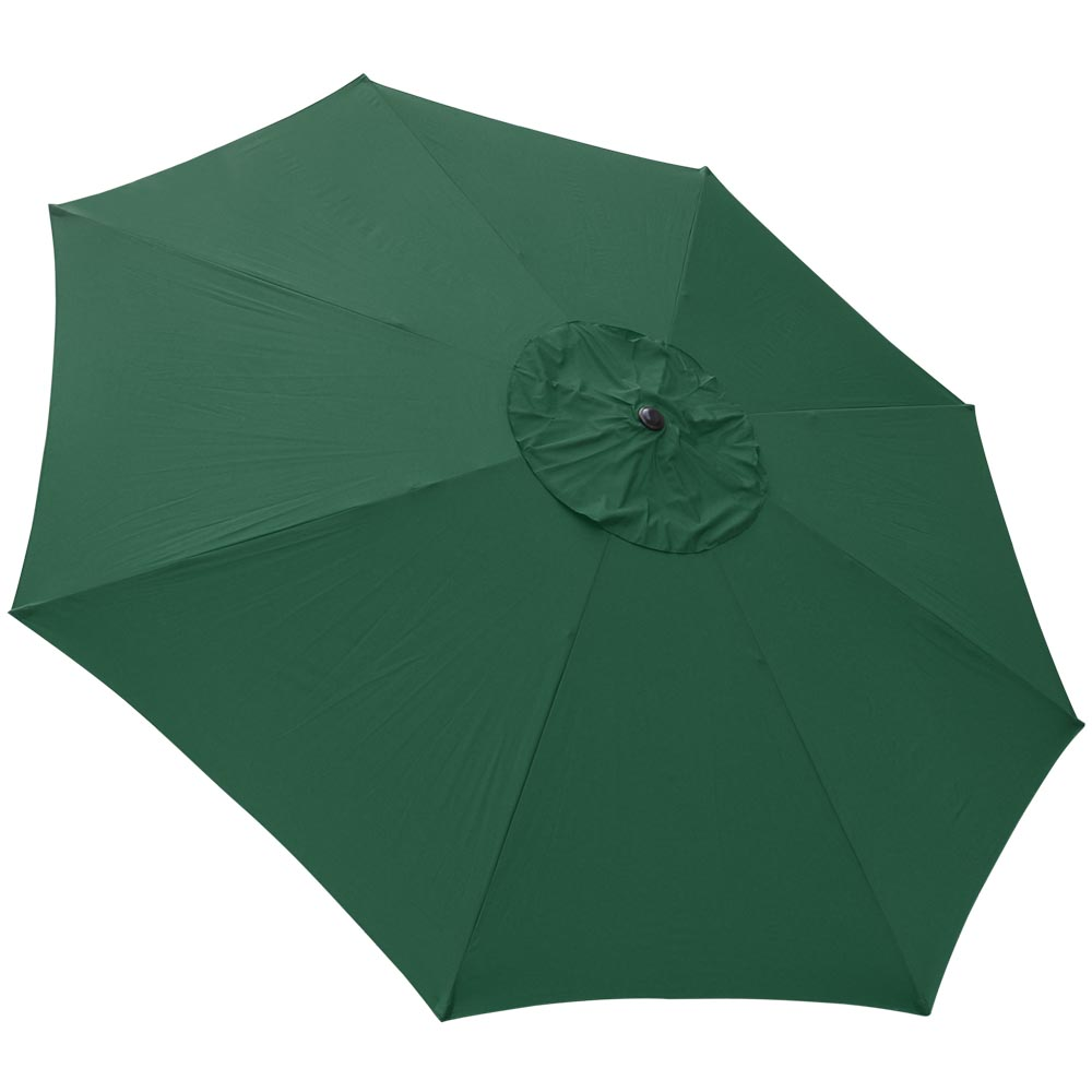 2-5m-2-7m-3m-Round-Square-Garden-Parasol-Shade-Outdoor-Patio-Umbrella-Crank-Tilt thumbnail 259