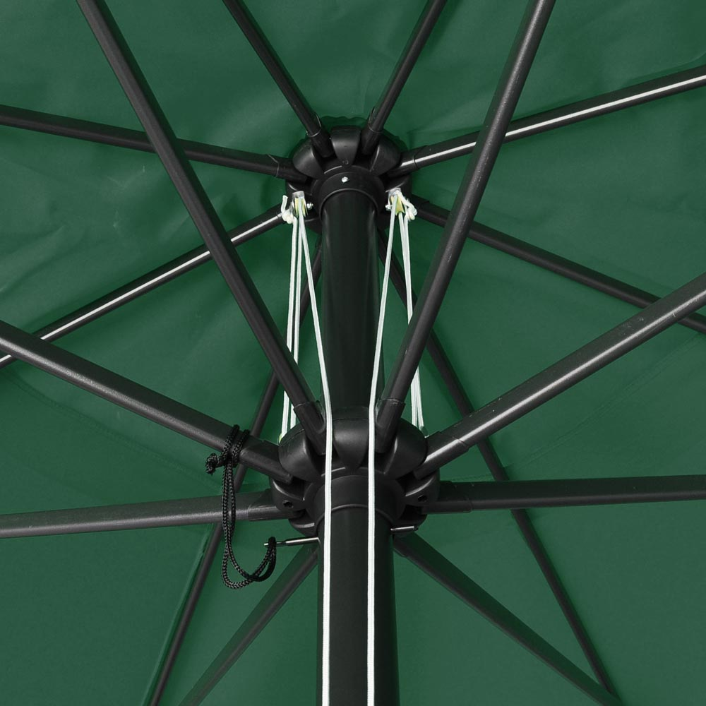 2-5m-2-7m-3m-Round-Square-Garden-Parasol-Shade-Outdoor-Patio-Umbrella-Crank-Tilt thumbnail 261