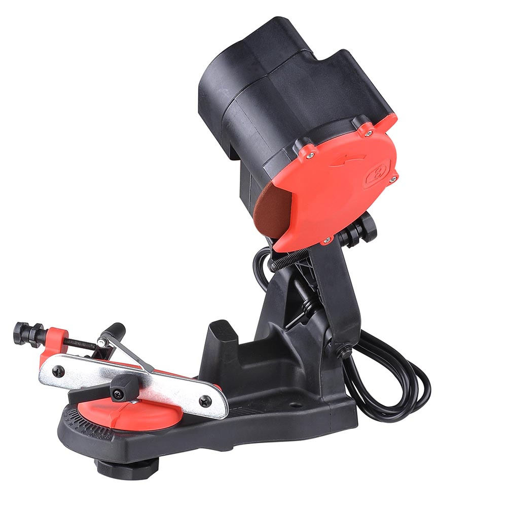 4200rpm 80w Electric Chainsaw Blade Sharpener Bench Mount