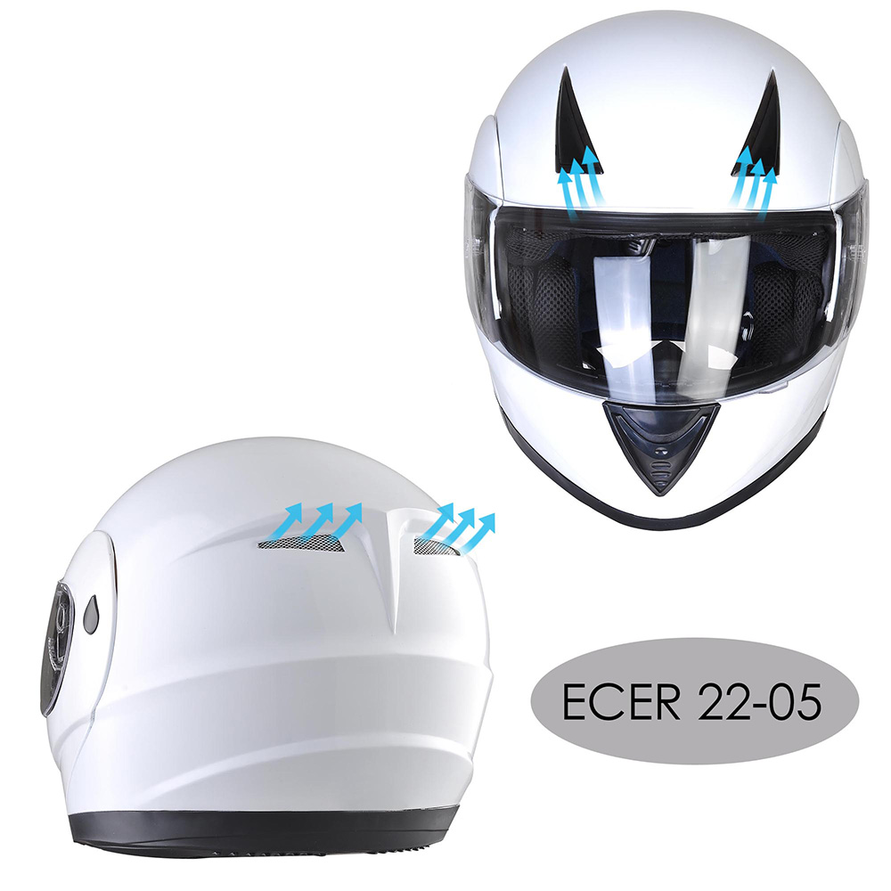 Flip-Up-Front-Modular-Full-Face-Helmet-ECER-22-05-Motorcycle-Motorbike-S-M-L-XL thumbnail 144