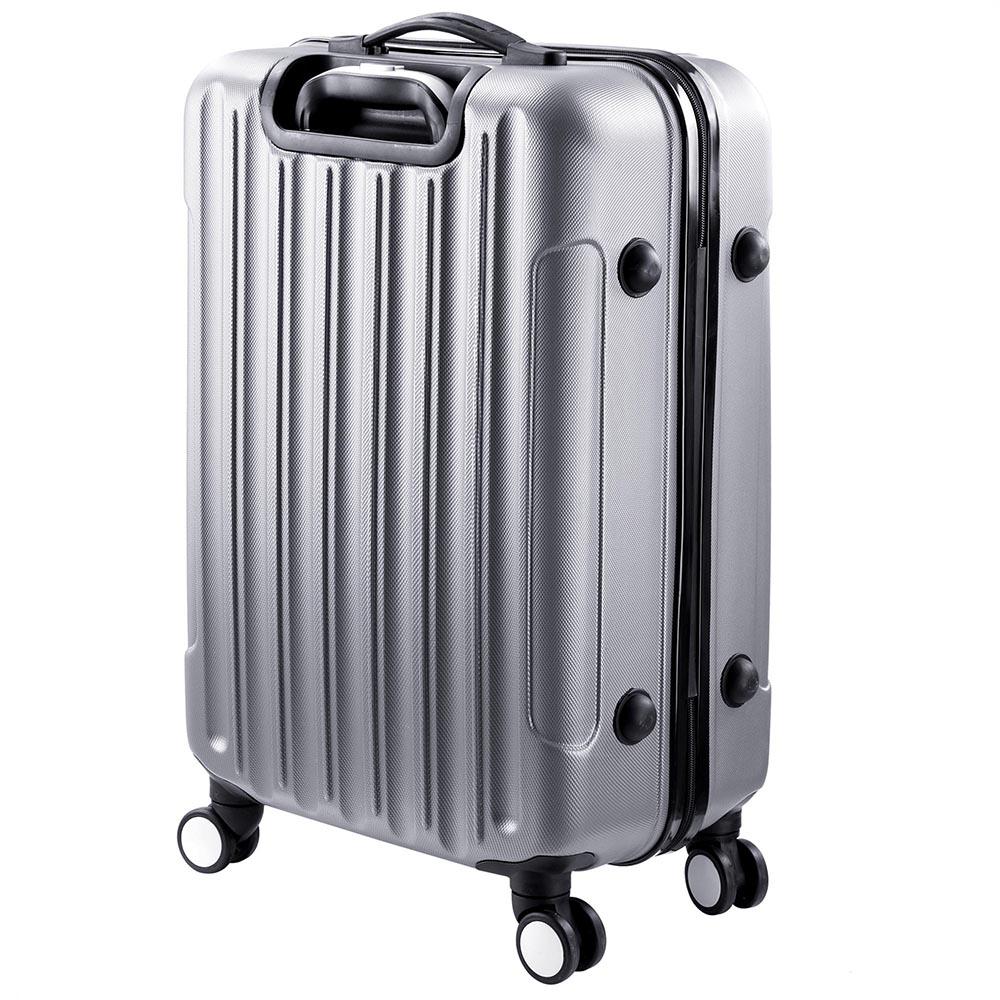set 20 24 28 hard shell cabin suitcase case 4 wheel. Black Bedroom Furniture Sets. Home Design Ideas