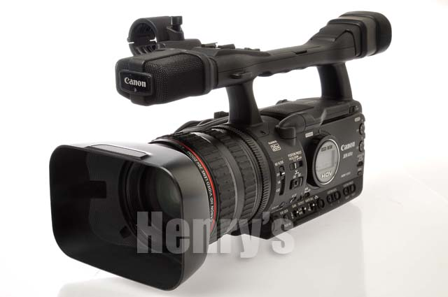 canon xh a1s ntsc high def digital video camcorder used 1 138031013 ebay. Black Bedroom Furniture Sets. Home Design Ideas