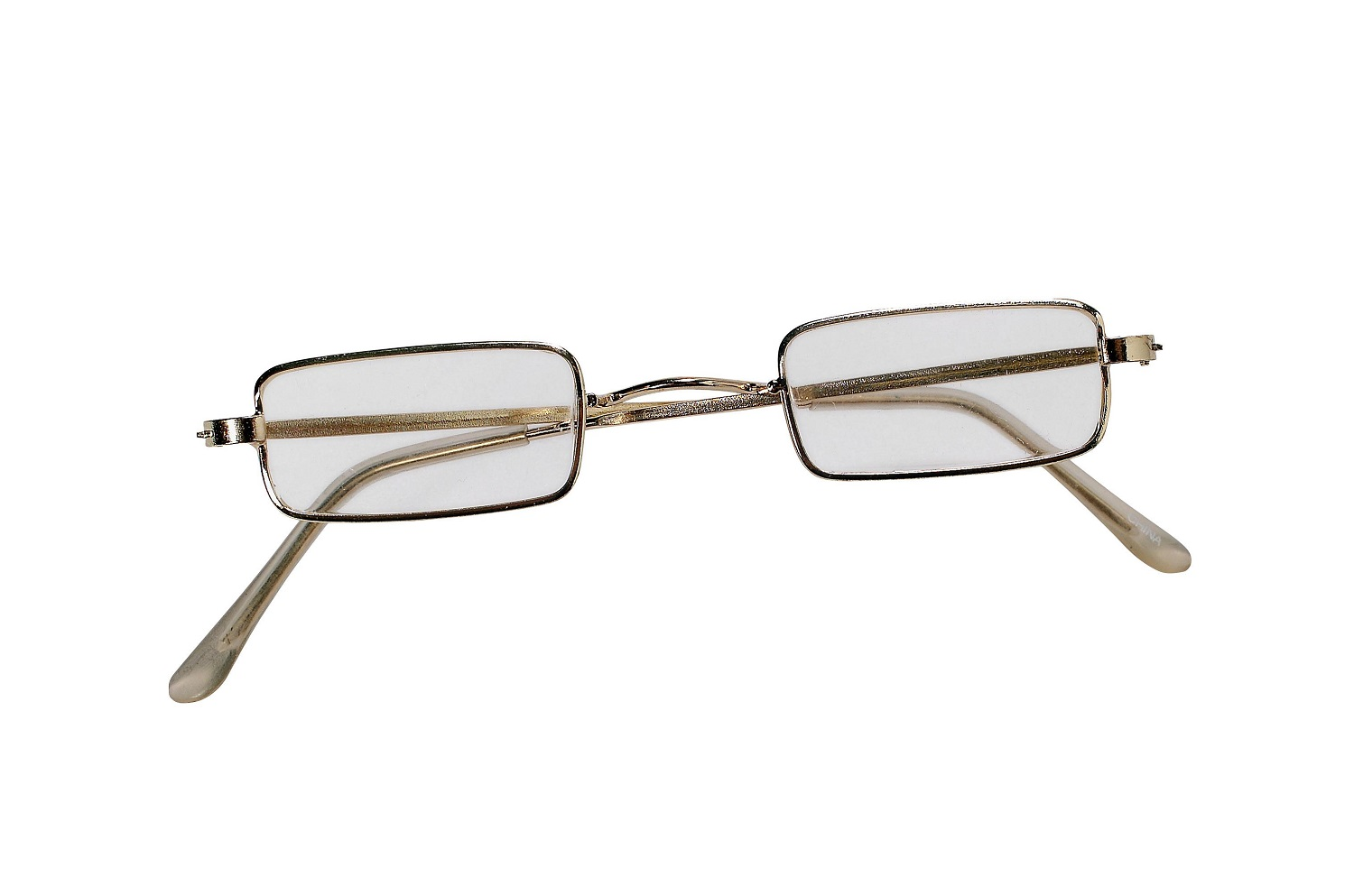 square mrs santa claus ben franklin gold wire frame glasses costume accessory - Wire Frame Glasses