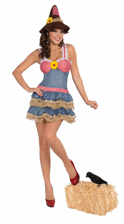 Sexy farm girl costume