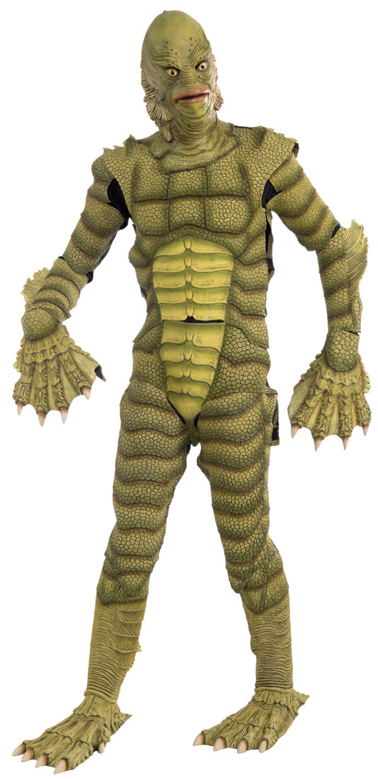 Creature From The Black Lagoon For Kids