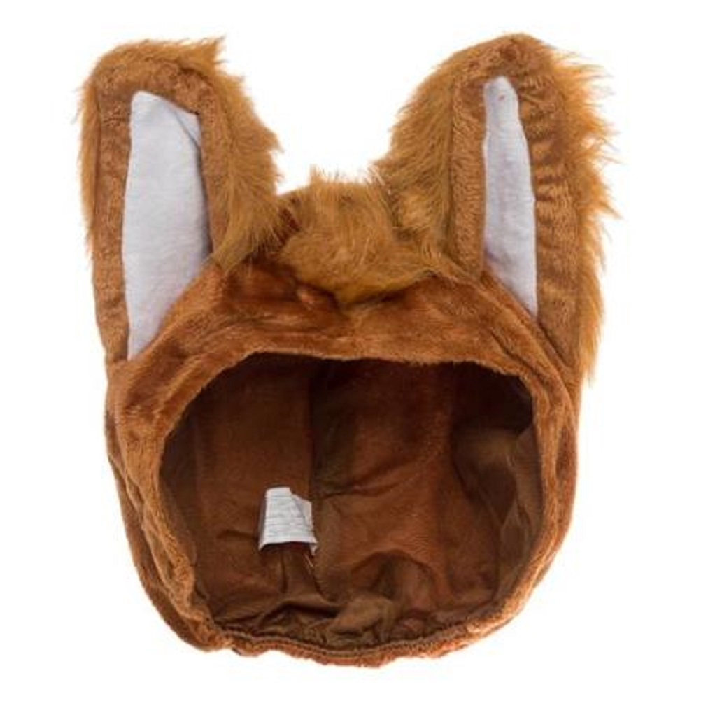 What does the Fox say? Plush Halloween Car Party Adult HAT Costume Accessory  sc 1 st  eBay & What does the Fox say? Plush Halloween Car Party Adult HAT Costume ...