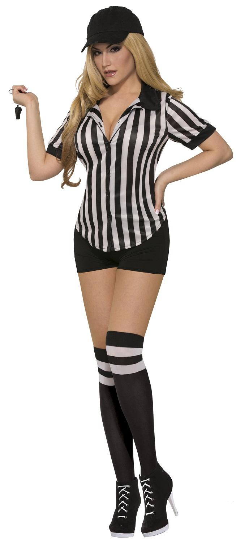 Sexy referee top