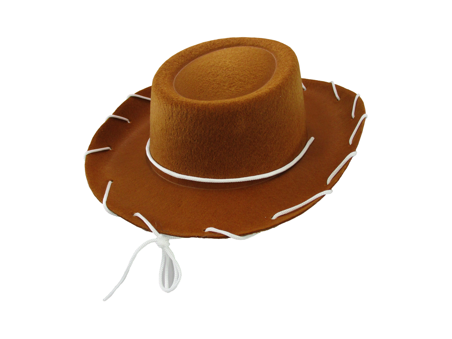 5c4f3d7ec49e7 Child Cowboy Cowgirl Hat Jessie Ranch Woody Western Costume Vintage 1950 S