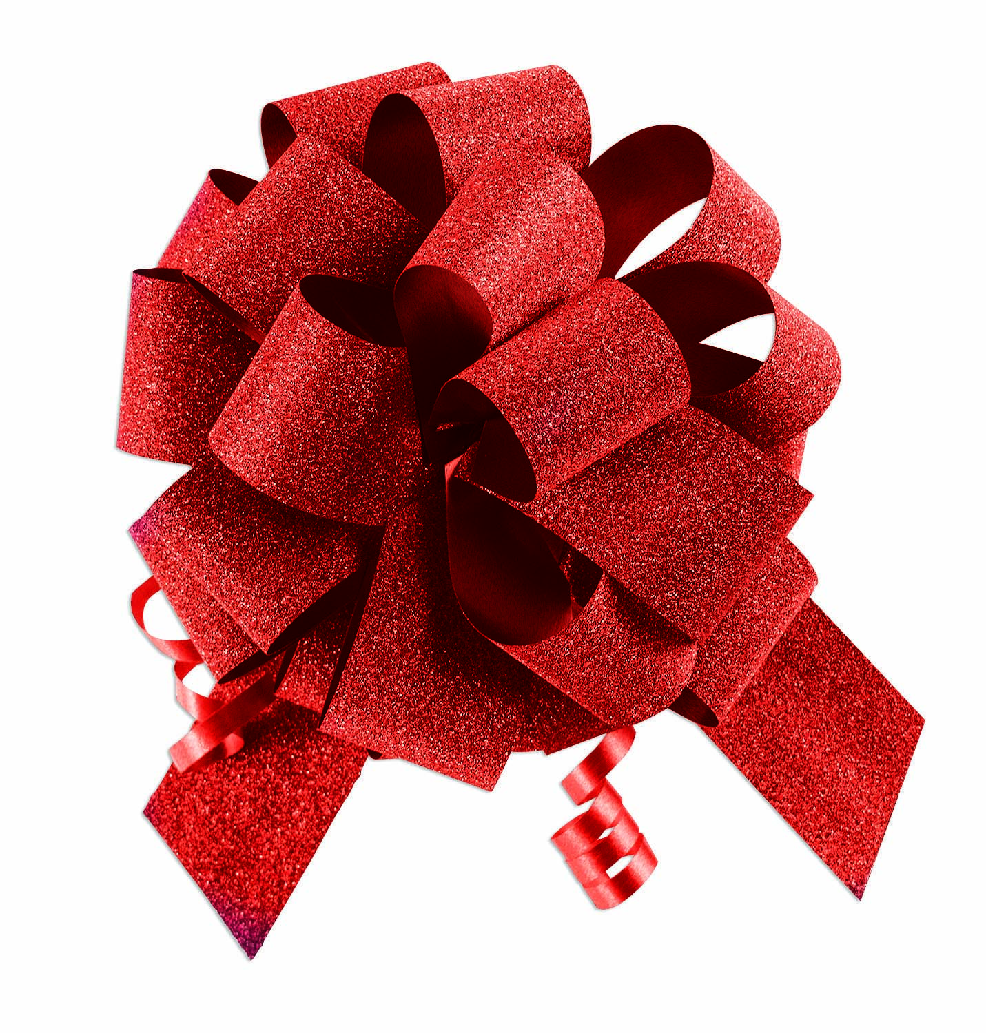 10 Pack 5  No Mess Diamond Glitter Pull Bows Pew Wedding Christmas Gift Wrap  sc 1 st  eBay & 10 Pack 5